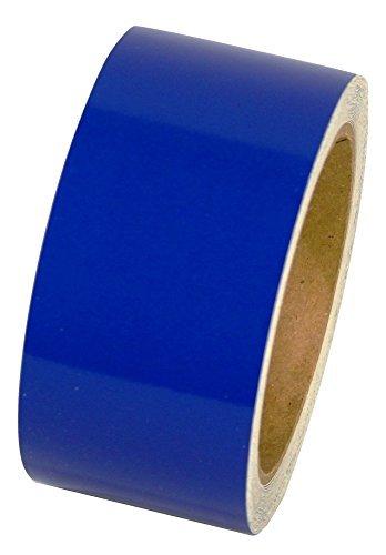 LiteMark Blue EG-700 Engineering Grade Retro Reflective Tape - 2 Inch X 10 Foot Roll ()