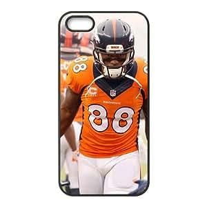 Denver Broncos iPhone 4 4s Cell Phone Case Black 218y3-197074
