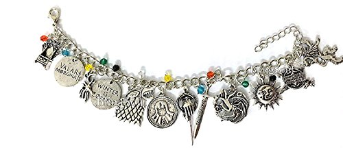 Game Charm Bracelet - Costume Bracelets Jewelry Merchandise Gift For Women