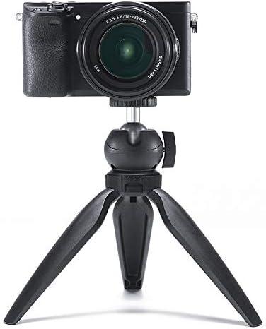 Jiaamengg Trípode de cámara única Micro ABS + Trípode de Mesa ...