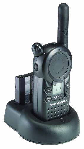 Motorola Professional Mile 4 Channel UHF Two Way Radio