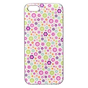 LZX Fashion Ultrathin Relievo PC Hard Case for iPhone 5/5S