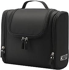 053b1278023d KIPOZI Hanging Toiletry Bag for Women or Men Travel A…  14.99 14.99.  Bestseller