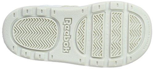 né Mixte Nouveau Pour Bébé 000 Blanc Reebok white silver V70002 Chaussures wqIxOFISZ