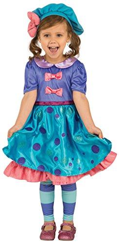 Rubie (Little Charmers Halloween Costume)