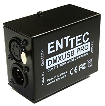 Enttec DMX USB Pro 70304 Genuine Controller Interface by Enttec