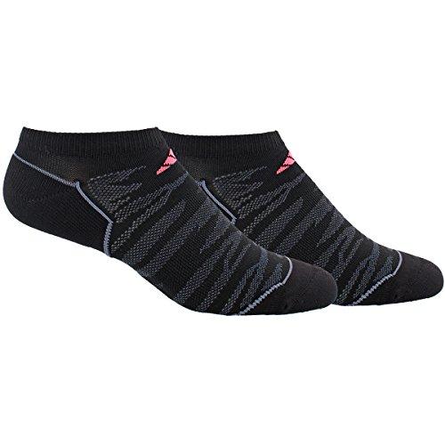 adidas Women's Superlite Prime Mesh No Show Socks (2-Pack)
