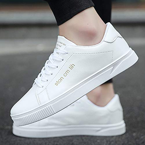 White Trend NANXIEHO Leisure Men Sport Sneakers wqFvBXf4