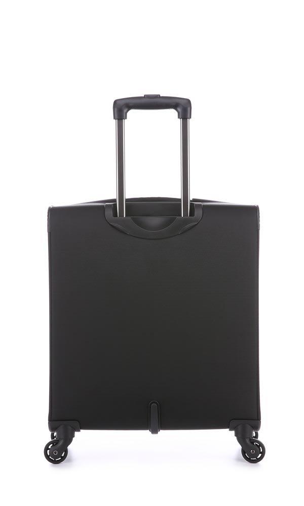Maleta de Cabina Antler Marcus Siro 56x45x25 cm Negra, Tamaño: 56 x 45 x 25: Amazon.es: Equipaje