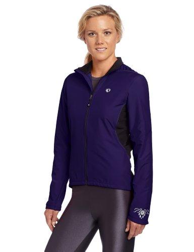 Pearl iZUMi Women's Select Thermal Barrier Jacket, X-Large, BlackBerry - Pearl Izumi Thermal Vest