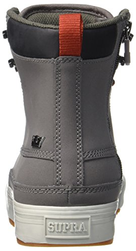 Leather Men's Oakwood Gunmetal Charcoal Light Supra Grey Boots gZ4qxwwRU