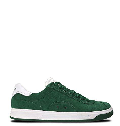 Ralph Lauren Sneakers Uomo 669835001 Camoscio Verde