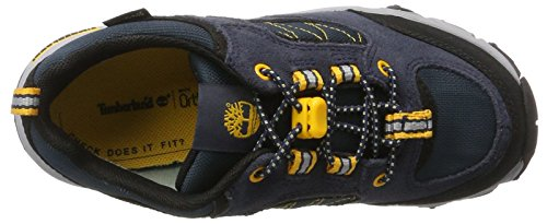Timberland Kids Ossipee Goretex Waterproof Oxford, Blau (Outerspace), 33 EU