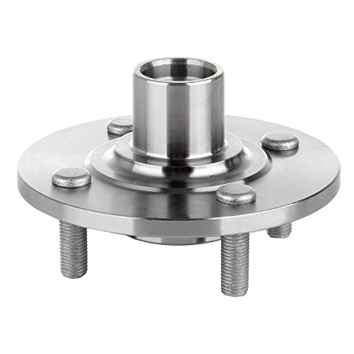 ECCPP Front Wheel Hub Bearing Assembly 4 Lugs for 1994-2002 Saturn Compatible with 518514