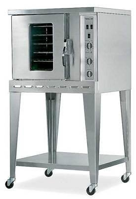 therma-tek-mg-fco-1s-single-deck-full-size-gas-convection-oven-