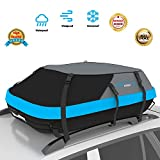 Best Rooftop Cargo Carriers - STDY Upgraded 20 Cubic Feet Rooftop Cargo Top Review