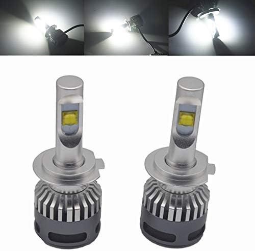 H7 H4 H1 H8//H9//H11 9006 9005 72W 8000LM LED Headlight Car Bulb Lamp Light 6000K