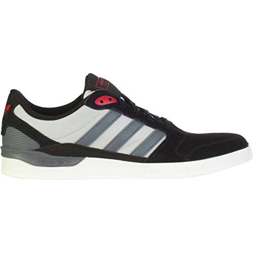 Adidas Skateboarding Zx Vulc Negro / onix / colegiata Red zapatilla de deporte 6 D (m) Black/Onix/Collegiate Red