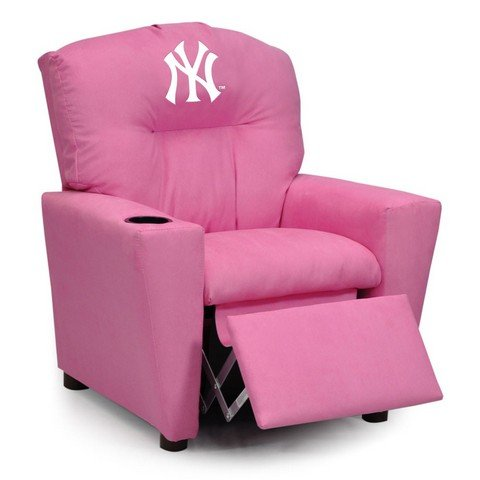 New York Yankees Recliner Yankees Leather Recliner