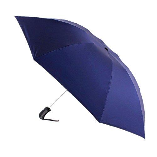 Inverted Reverse Umbrella - Automatic Foldable Travel Umbrella| UV Protection Canopy, Reinforced Windproof Fiberglass Ribs, Aluminium Alloy Shaft - Sizes Common Frame Australia