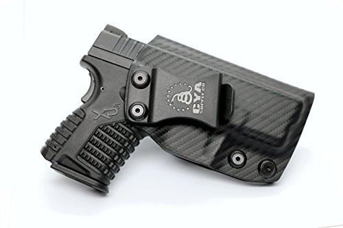 "CYA Supply Co. IWB Holster Fits: SpringField XD-S 3.3"" 9m..."
