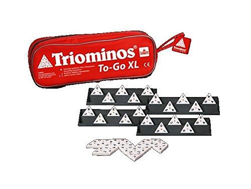 Goliath - 2076924 - Triominos - To Go Xl