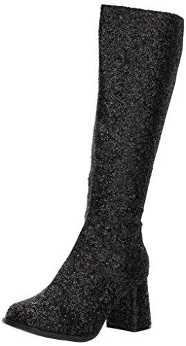 Ellie Shoes Women's Gogo-g Boot, Black, 8 US/8 M US -