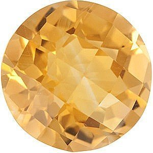 Carats Round Checkerboard Shape - 6