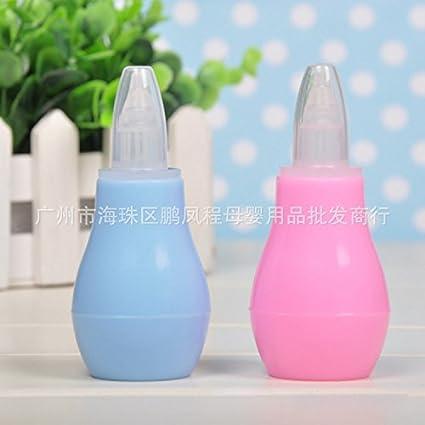 Switty-Baby - Aspirador nasal para alivio de congestión sinusal, booger reutilizable con ventosa