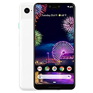 Google Pixel 3 XL 64GB Unlocked GSM & CDMA 4G LTE Android Phone w/ 12.2MP Rear & Dual 8MP Front Camera - Clearly White