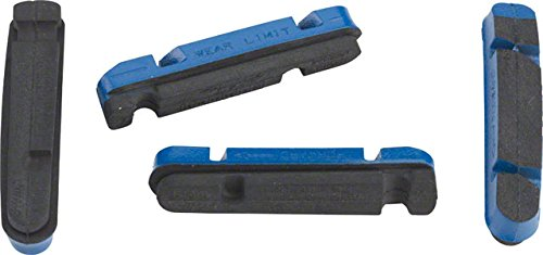 Campagnolo Brake Pads for PEO Rims Shimano Holder Set/4 by Campagnolo