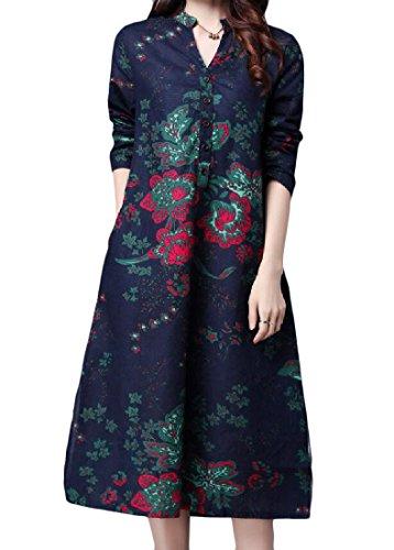 Chinese Long Dress - 8