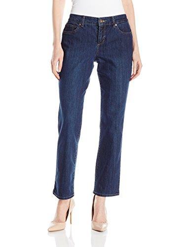 Bandolino Women's Mandie 5 Pocket Jean, Greenwich, 18