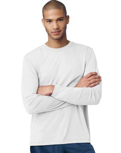 Hanes Cool DRI'Performance mens Long-Sleeve (Cool Wicking T-shirt)