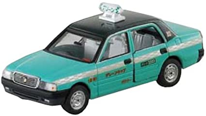 Amazon com: Japan Import Tomica Limited taxi collection green cab
