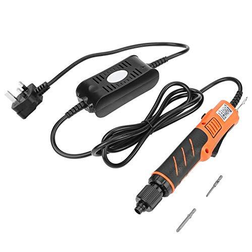Electric Screwdrivers - 4mm Utomatic Handheld Straight Shank Electric Screwdriver Practical 220v Uk Plug Eu Au Optional - Cordless Electric Screwdrivers