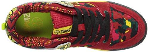 Zumba Dames Laten Jam Street Bold Dance Schoen Mell-oh Yellow