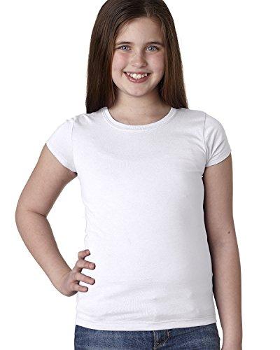 Next Level 3710 Youth Cotton Princess Tee