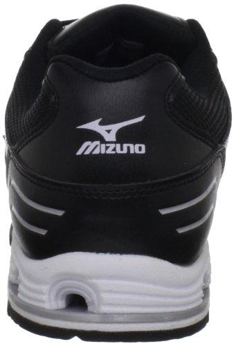Mizuno Menns Mizuno Hastighet Trener Fire Torv Sko Svart / Hvit