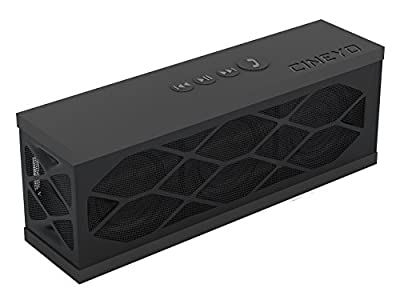 Bluetooth Speaker ,CINEYO(TM) Ultra-Portable Wireless Bluetooth Speakers,Powerful Sound with build in Microphone,