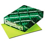Wausau Paper™ Astrobrights® Colored Paper PAPER,500SH,24/60#,TGN 05615 (Pack of8)