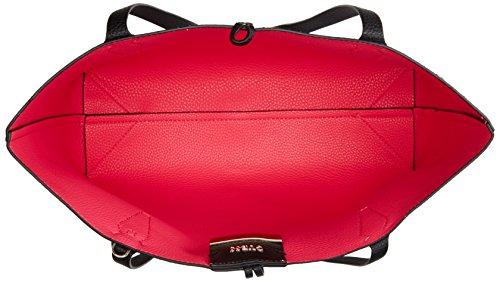 Guess 27 Rosa taille HWSP6422150 cm Sac Logo reversible cabas Pink Bobbi BwqBYrA