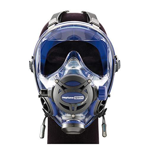 (Ocean Reef G Divers Full Face Mask (Cobalt, Small/Medium))