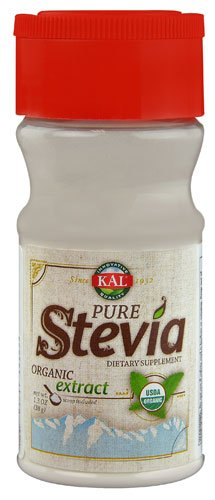 Kal Pure Stevia Organic Extract -- 1.3 oz - 2 pc