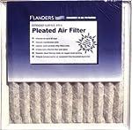 2. 20x30x1, Flanders Air Filter, MERV 6 (Pack of 12)