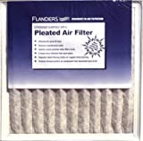 20x20x1, Flanders Air Filter, MERV 6 (Pack of 12)