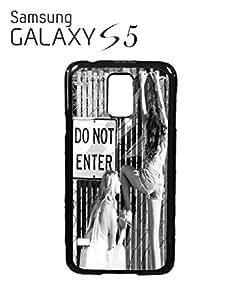 Lmf DIY phone caseDo Not Enter Sexy Girls Mobile Cell Phone Case Samsung Galaxy S5 BlackLmf DIY phone case