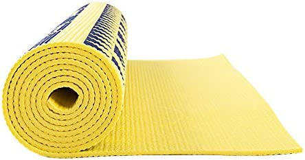 Maji Sports Printed PVC Non-Slip Durable Yoga mat