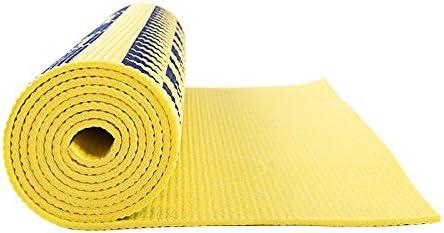 Maji Sports Printed PVC Non-Slip Durable Yoga mat