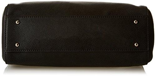 Guess - Andie, Bolsos de mano Mujer, Nero, 12.5x21.5x30.5 cm (W x H L)